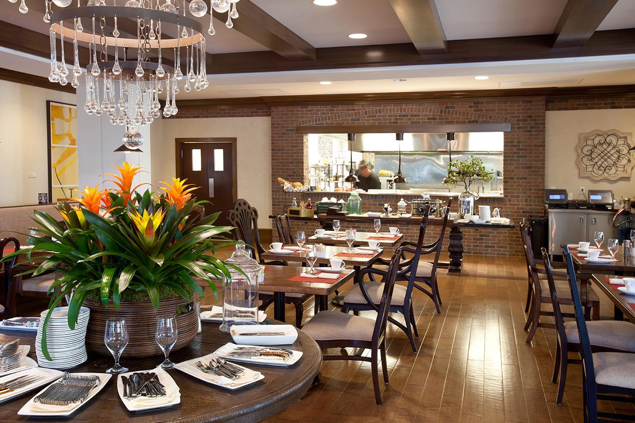The Alfond Inn Hamilto's Kitchen