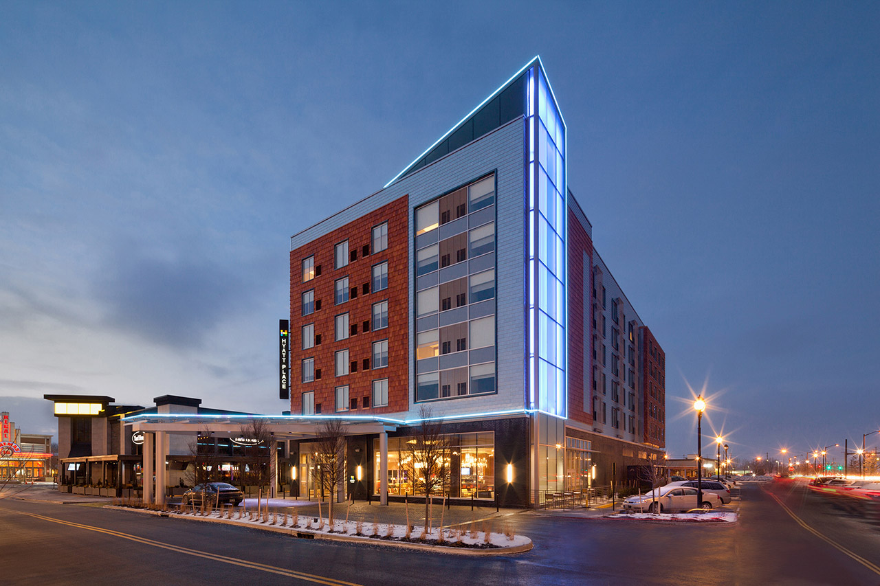 Hyatt Place, Crocker Place,Ohio