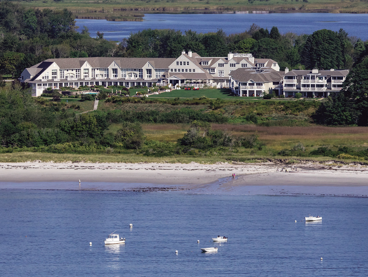 Inn by the Sea, Cape Elizabeth, ME