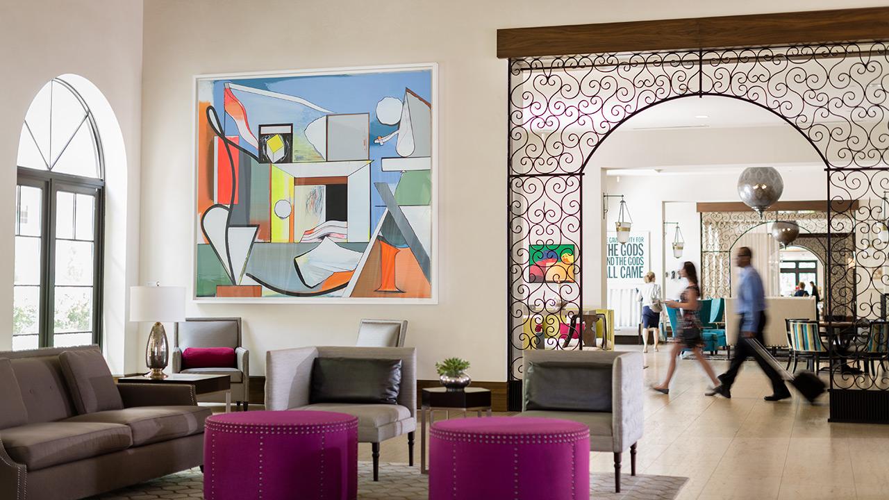 The Alfond Inn lobby shot 3