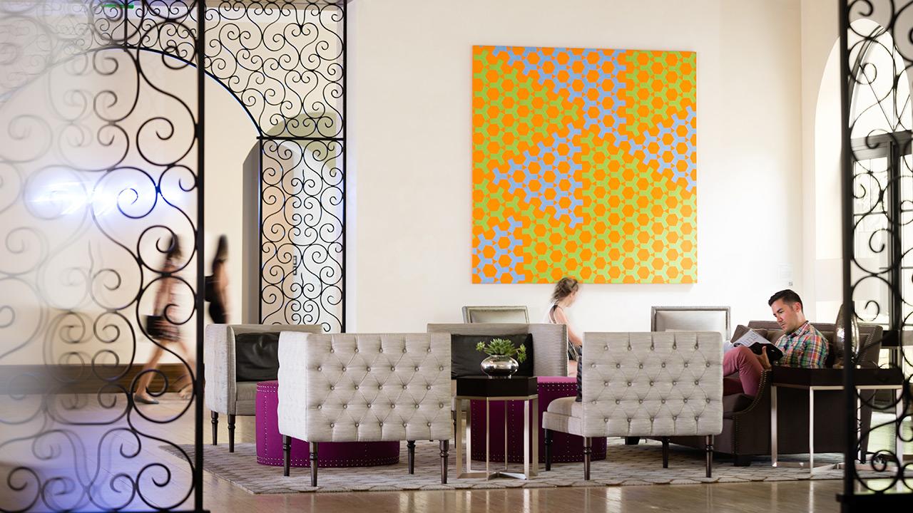 The Alfond Inn lobby 2