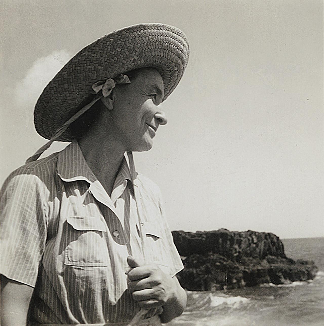 Georgia O'Keeffe photo