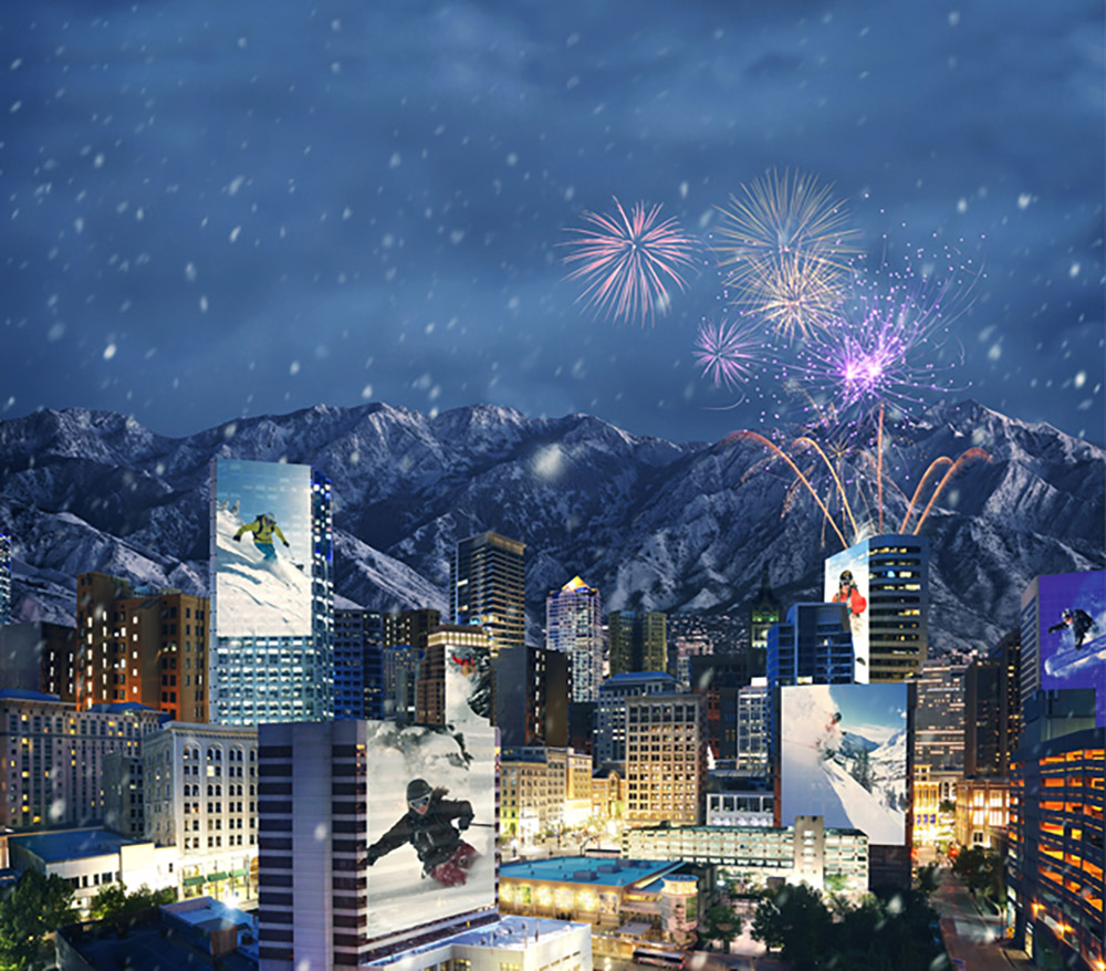 Ski City Fireworks