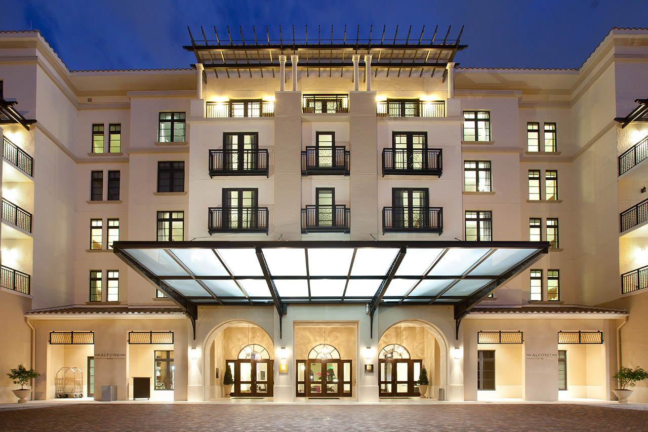 The Alfond Inn at Rollins College, Winter Park FL